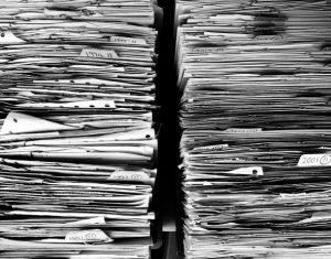 Achterstallige boekhouding en administratie