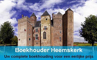 Boekhouder Heemskerk