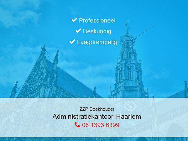 Administratiekantoor Haarlem-zzp