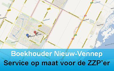 Boekhouder Nieuw-Vennep