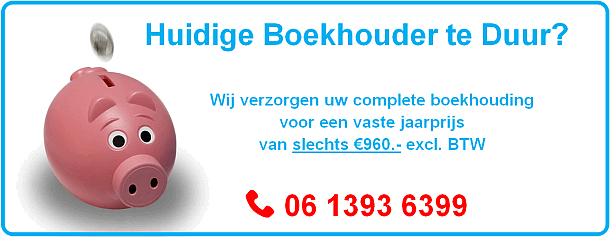 Boekhouder Enschede